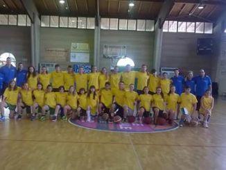 Lollo Serventi Camp basket