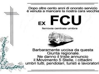 Campane a morto per l'ex Fcu, Liberati, uccisa da questa giunta regionale