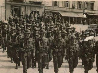 Gruppo di combattimento Cremona a Città di Castello