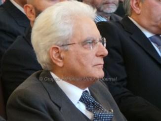 Mattarella a Perugia, la riconoscenza del sindaco tifernate