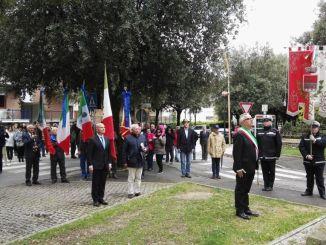 Umbertide ha commemorato il 25 Aprile