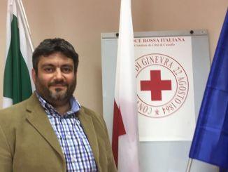 Francesco Serafini nuovo presidente Croce Rossa Città di Castello