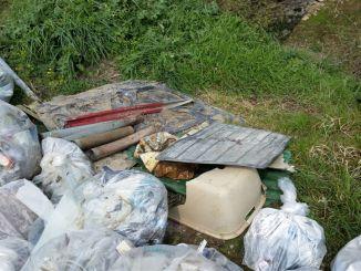 Sindaco Bacchetta dice basta ai rifiuti nel suo territorio