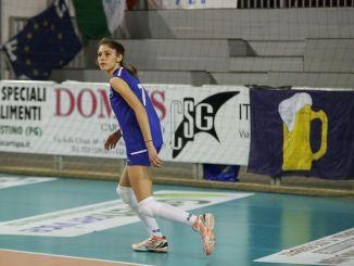 San Giustino Volley torna a sorridere