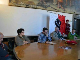 Presentata la Festa della Mattonata a Città di Castello