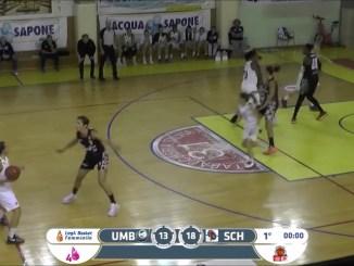 Famila Schio supera Umbertide nella seconda partita di andata