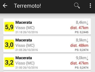 Terremoto Umbria Marche, scuole chiuse anche a Montone
