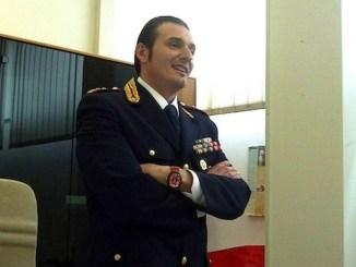 Marco Tangorra lascia il commissariato di Città di Castello
