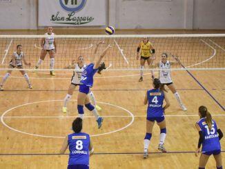 Commento Francesca Lavorenti, San Giustino Volley, cresceremo anche noi