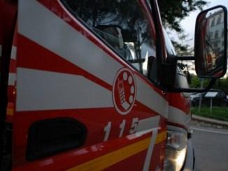 Incidente stradale sulla E45, auto sbanda, nessun ferito
