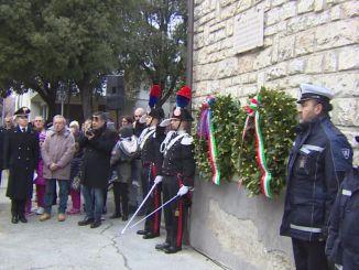 A Umbertide la celebrazione dell'undicesimo anniversario della scomparsa di Donato Fezzuoglio