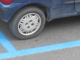Cresce tariffa, ma parcheggio blu a Città di Castello rimangono