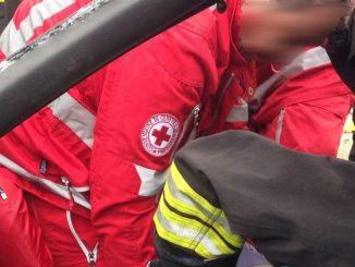 Monte Santa Maria Tiberina, incidente sul lavoro muore schiacciato dal trattore