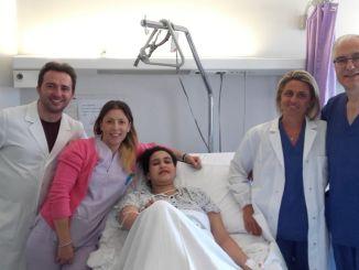 Ospedale Città di Castello, intervento in emergenza per consentire la nascita di due gemelli