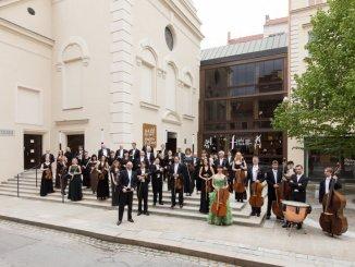 Orchestra filarmonica della Boemia meridionale diretta da Jan Talich, chiude il 51esimo Festival delle Nazioni