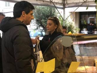 Turisti da tutta Italia a Città di Castello per la mostra del tartufo