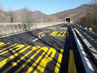 Puleto riavviato cantiere manutenzione su viadotto della E45, era programmato