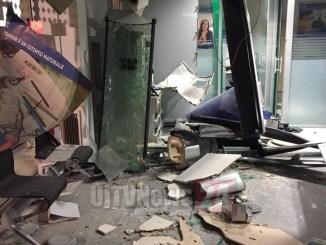 Riapre filiale Intesa Sanpaolo di Pistrino, dopo tentata rapina