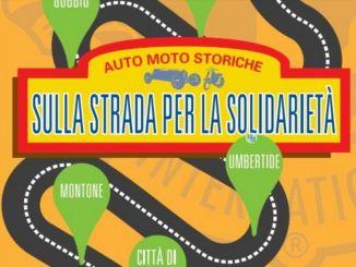"""Parte da Umbertide la manifestazione """"Sulla strada per la solidarietà"""""""