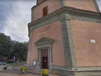 Umbertide, Doppio furto alla chiesa Collegiata, non è la prima volta