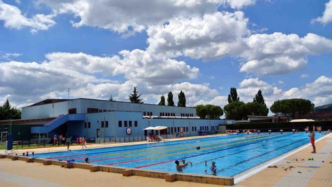 Città di Castello, da giovedì a pieno regime l'orario estivo delle piscine comunali