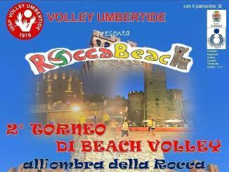Dal 4 al 14 luglio torna a Umbertide il torneo RoccaBeach