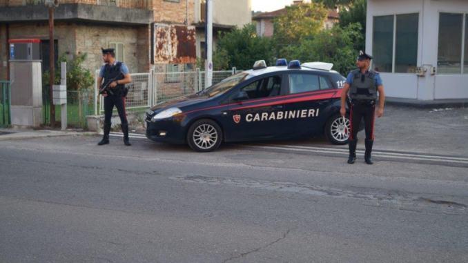 Furti con destrezza anziani ultraottantenni, arrestati dai Carabinieri due persone