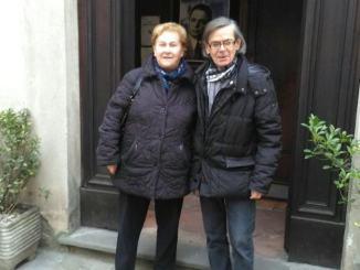 Mezzo secolo d'amore per i coniugi Mirella e Palmiro Caiotti