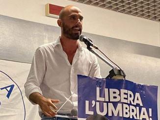 Francesco Bruzzone, Lega, lunedì a Castello, lo annuncia Marchetti