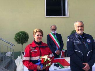 Fabrizio e Antonella una vita nel volontariato, oggi sposi, messaggio di Borrelli