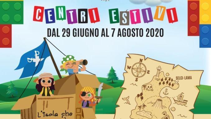 San Giustino, dal 29 giugno aperti i centri estivi per bambini da 3 a 5 anni