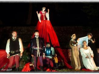 """Montone Arte & Tradizioni, la magia della """"Donazione della Santa Spina"""""""