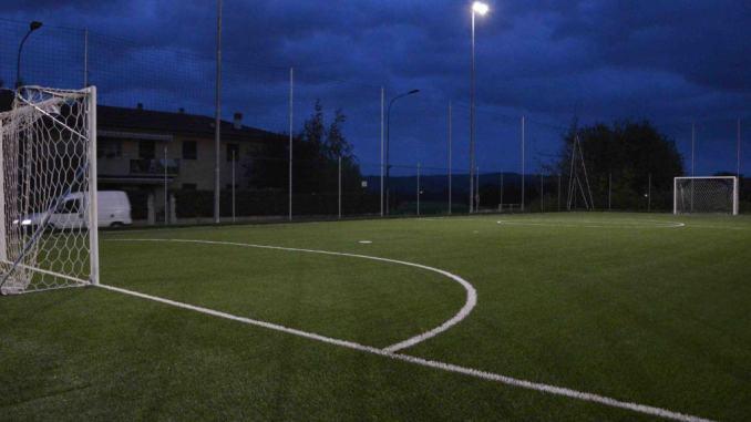 Sinergia tra comune e Pro Loco per il nuovo campo da calcio a cinque si Lerchi