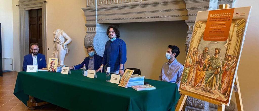 Tiferno Comics: inaugurata collaterale di Alessandro Bacchetta