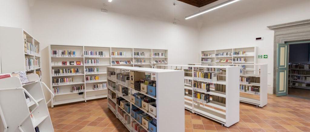Città di Castello, misure anticovid, biblioteca attiva servizio di consegna libri a domicilio
