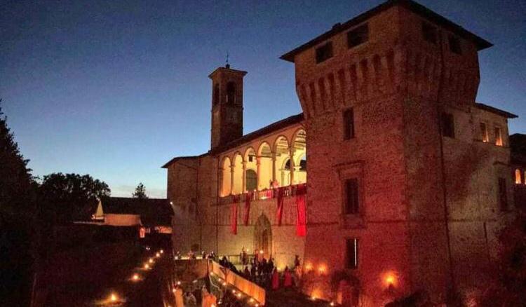San Giustino, quest'anno a Castello Bufalini niente Presepe Vivente
