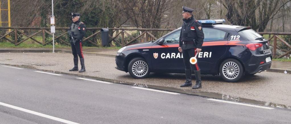 Controlli Covid e sanzioni dei Carabinieri di Città di Castello