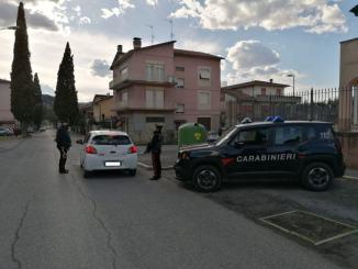 Carabinieri Altotevere, controllo straordinario sulla sicurezza dei territori
