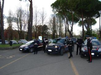 Città di Castello ed Umbertide Carabinieri, controllo straordinario del territorio