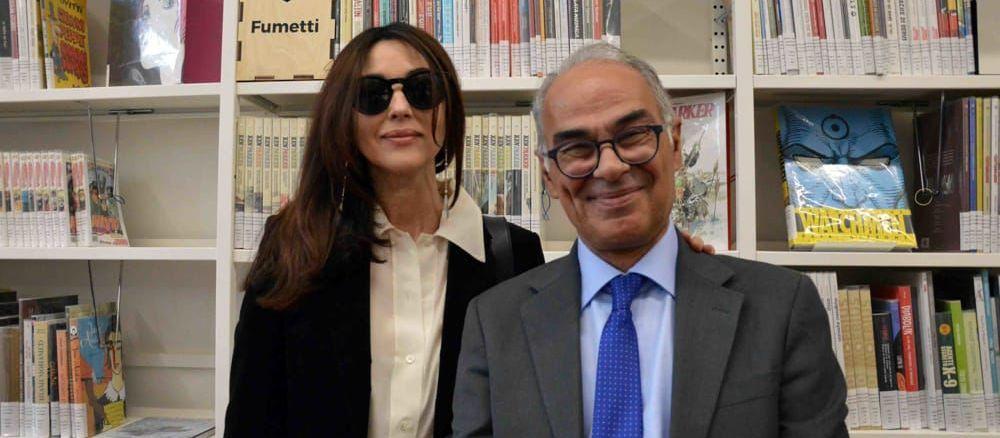 David di Donatello speciale per Monica Bellucci nel corso della 66esima edizione