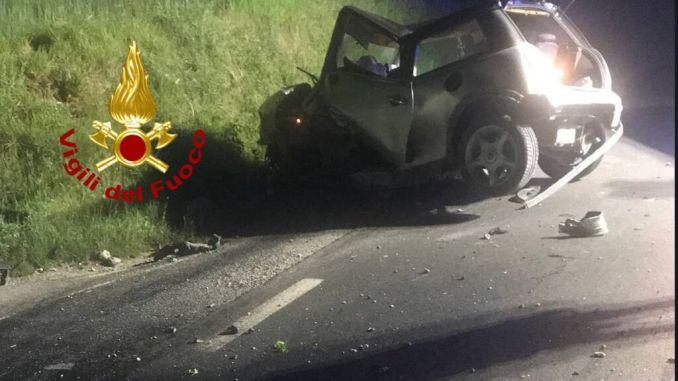 Muore ragazza di 21 anni, tragedia della strada a Badiali di Città di Castello