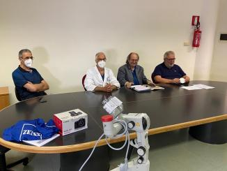 Usl Umbria 1, importante donazione di Aacc per l'ospedale Città di Castello