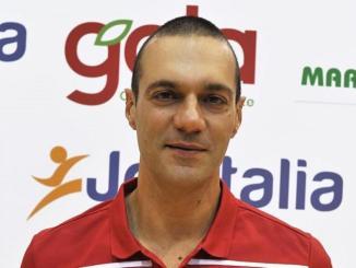 """ErmGroup San Giustino, Marco Bartolini è il nuovo allenatore. """"Grande opportunità che voglio sfruttare al meglio"""""""