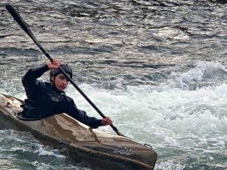 Canoa Club Città di Castello, Collesi convocato in nazionale