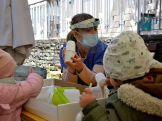 Città di Castello, gli asili nido comunali riaperti per 102 bambini