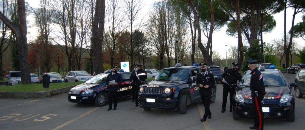 Umbertide, evade due volte dagli arresti domiciliari, arrestato