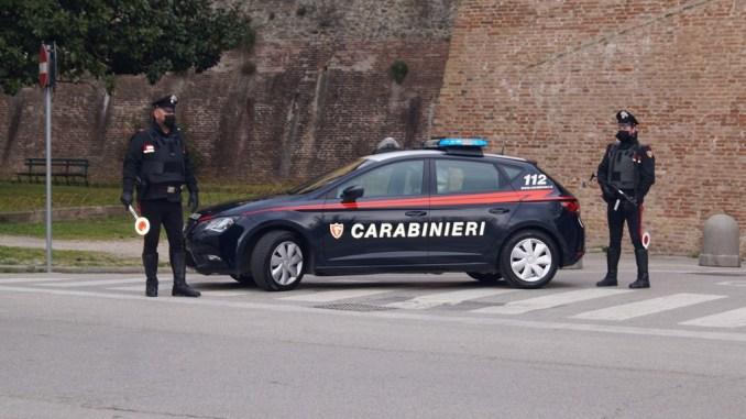 Città di Castello, carabinieri, attività di controllo del territorio