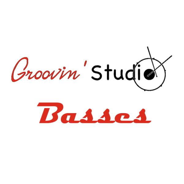 GROOVIN' STUDIO BASSES