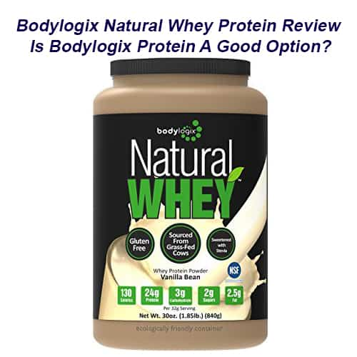 Bodylogix Natural Whey Protein Review_Is Bodylogix Protein A Good Option