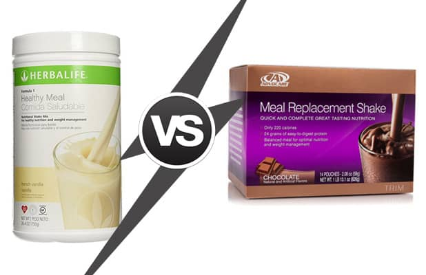 advocare vs herbalife shakes - is herbalife or advocare a better choice